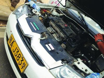 甲醇发动机改汽油机点火电路图