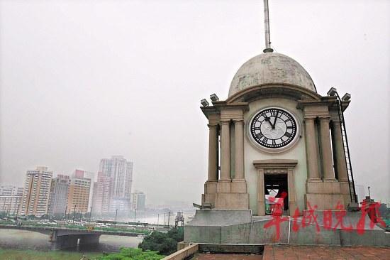 """广州以""""十三行""""为主轴串5公里博物馆带"""