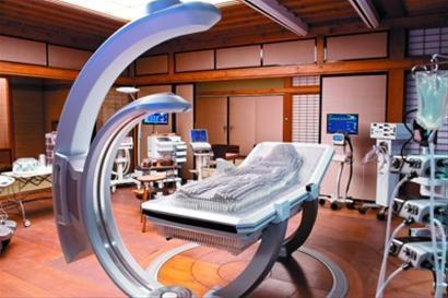 《金刚狼2》高科技实验室概念图曝光(图)