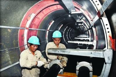 南京南站至九龙湖电缆隧道本月底将投用送电