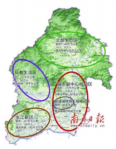 广州增城副中心规划获批 拟建10条有轨电车线路