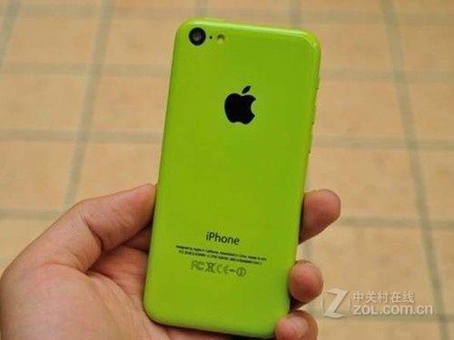 不跟土豪疯 苹果iphone 5c售价3500元