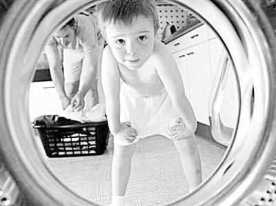 """""""女童洗衣机死亡""""拷问儿童安全防护-中新网"""