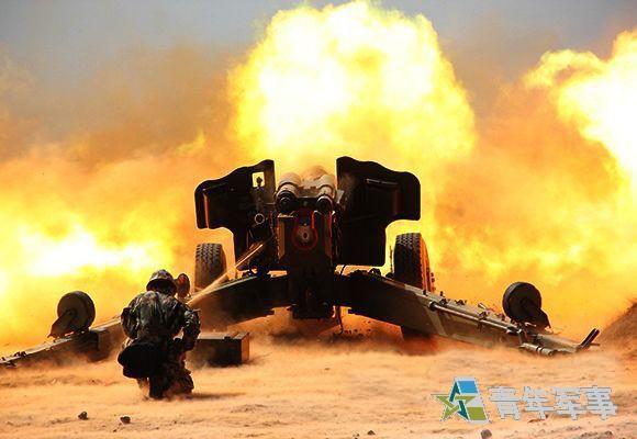 今日要闻         金秋十月,漠北戈壁腹地铁甲隆隆,硝烟滚滚.