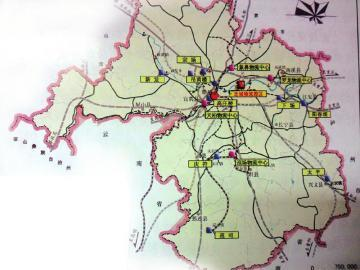 宜宾最新地图全图