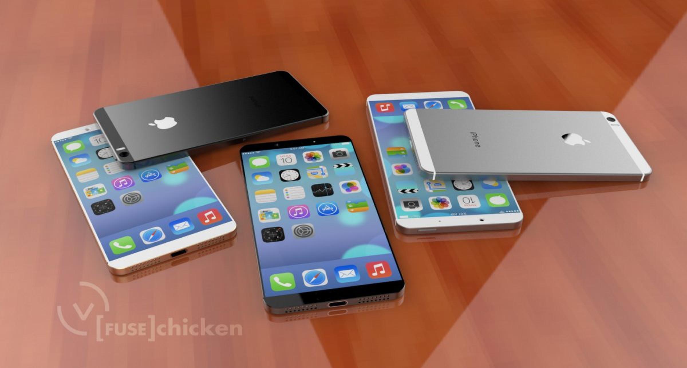iPad Air风头正足 盘点iPhone Air概念设计亮点