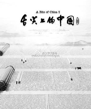 《舌尖上的中国2》的海报图片