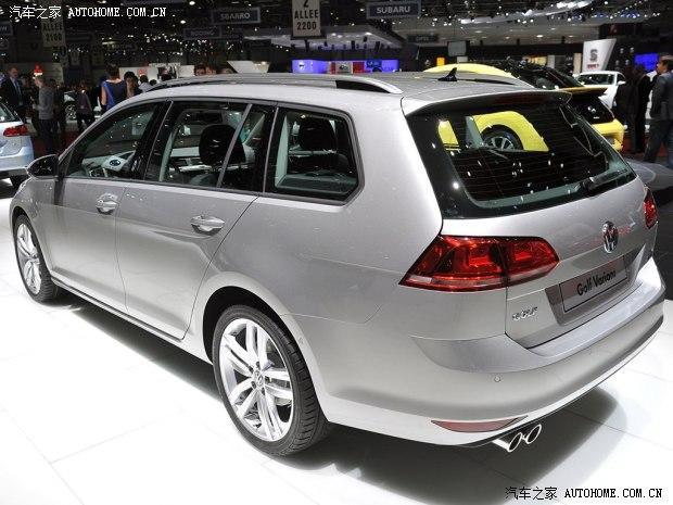 大众大众 进口 高尔夫 进口 2013款 柴油旅行版高清图片