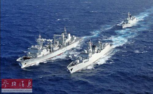 海军武器简笔画彩色