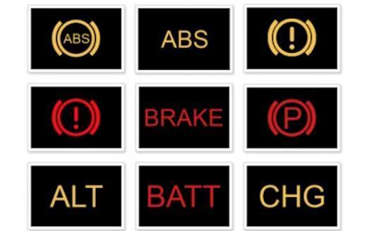 美近四成驾驶者不懂仪表盘指示灯含义