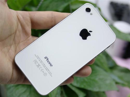 经典之作 8g港版iphone4s西安报价2790
