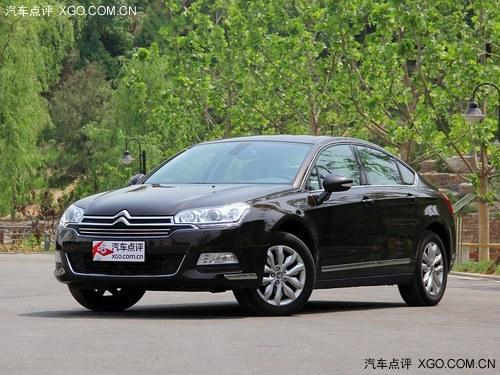 雪铁龙C5现车销售 购车最高享优惠1万元