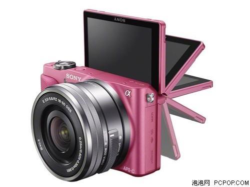 索尼(SONY)NEX-3N套机(E PZ 16-50mm)数码相机
