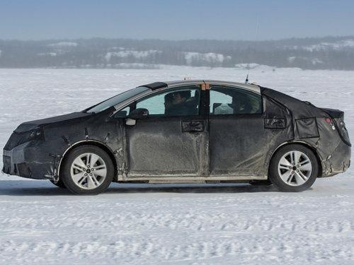 丰田燃料电池车前瞻 估计2015年出资量产