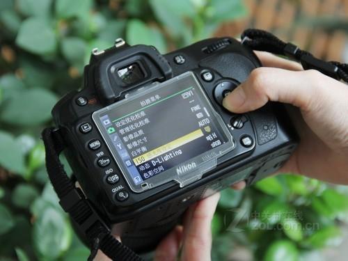 尼康 D90 屏幕图