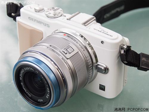 奥林巴斯E-PL5套机(14-42mm II R)数码相机