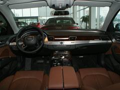 奥迪A8L最高优惠23万元 今朝现车贩卖
