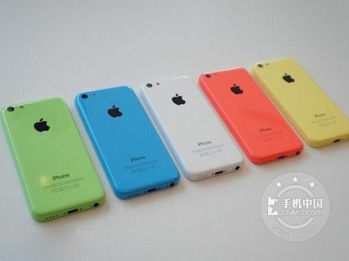 图为 苹果iPhone 5c(16GB)
