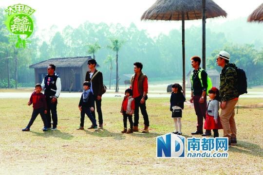 电影版在广州长隆野生动物园拍摄
