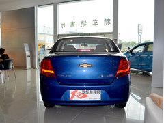 雪佛兰赛欧全系降1.5万 店内有现车在售