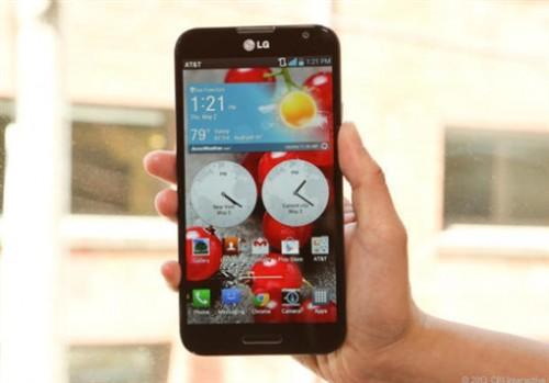 新爆料!LG G Pro 2边框厚度仅为0.4mm