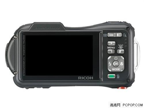 入门型防护型相机 理光WG-20正式发布