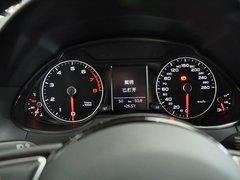 一汽奥迪 40 TFSI quattro 方向盘前方仪表盘