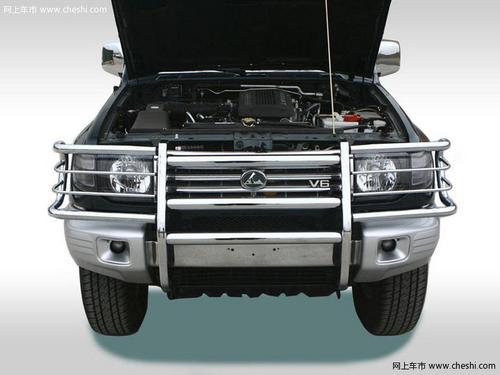 上海 猎豹黑金刚优惠6000元 最低首付3.2万高清图片