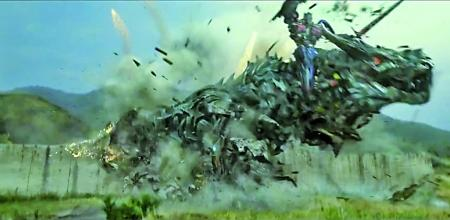 万众期待的好莱坞大片《变形金刚4:绝迹重生》(以下简称高清图片