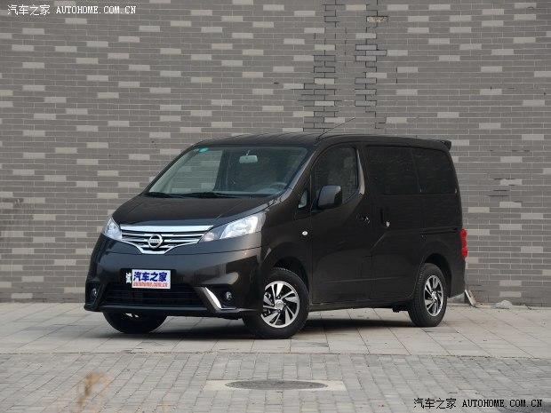 日产郑州日产日产NV2002014款 1.6L CVT尊贵型