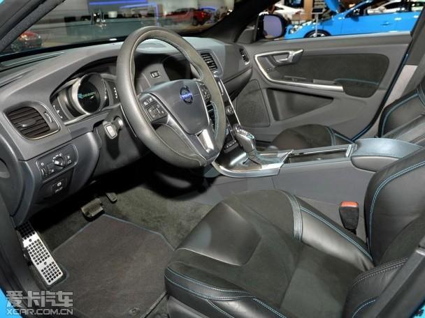 沃尔沃S60/V60 Polestar公布