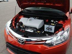 一汽丰田 1.5L 主动 发起机主体特写