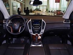 全新凯迪拉克SRX优惠3万元 色彩齐备