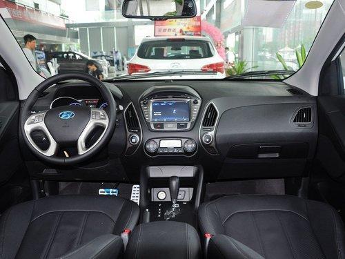 北京当代 改款 GLX 2.4L 主动 中控台全体