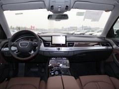 2012款奥迪A8L 无锡最高优惠27.62万元