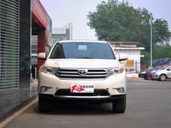 广汽丰田汉兰达最高降3万 全系现车在售