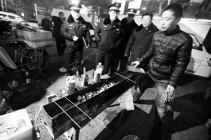 北京市大气净化防治章程正式实施 开出首张罚单