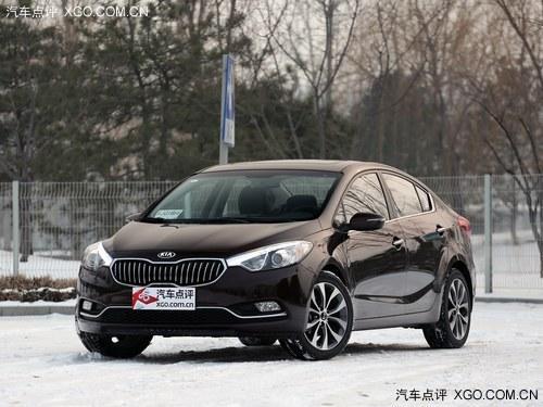 起亚K3全系送3千元补助 店内新车在售