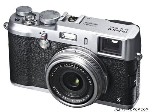 富士X100s(1600万像素 2.8英寸屏 23mmF2定焦镜头)数码相机