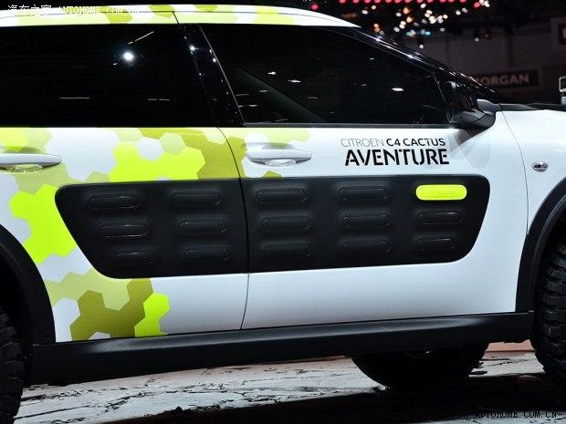 雪铁龙雪铁龙(入口)Cactus2014款 AVENTURE