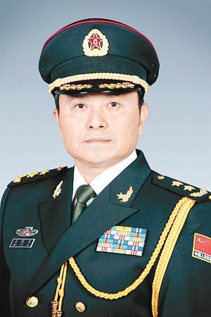人大代表、驻港部队司令员王晓军 (资料图)-驻港部队司令员 常态图片