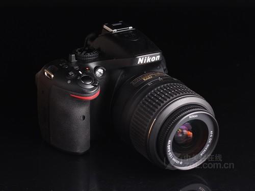 尼康 D5200彩色 表面图