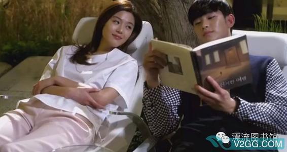 来自星星的你ed2k_文化新闻  韩剧热带来相关图书热   日前,大热韩剧《来自星星的你》刮