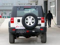 北京40低配版少点现车 提车需额定涨价
