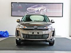 2013上海车展 雪铁龙新C4 Aircross上市