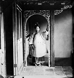 晚清珍贵历史照片深圳展出图片