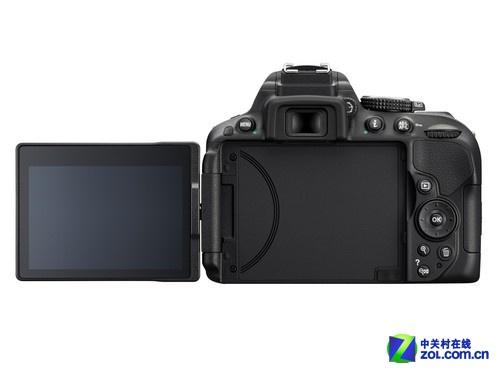 搭载18-140mm镜头 新单反尼康D5300上市