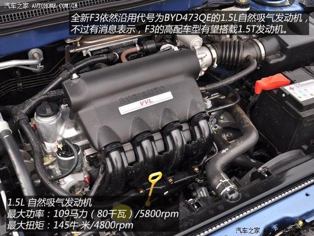 比亚迪比亚迪比亚迪F32014款 1.5L 主动高贵型