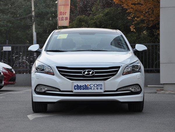 北京当代 2.0L 主动 车头侧面视角