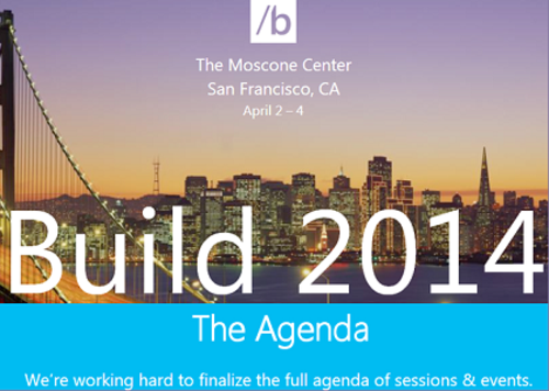 WP8.1成主角 微软Build2014大会等待啥?